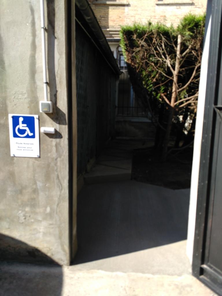 Accessibilité Handicapé, PMR