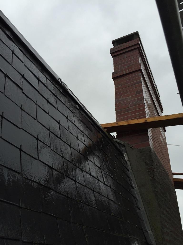 Pose de 700 briques, Briquetterie Lagrive