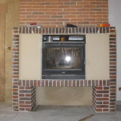 Modification d'une cheminée
